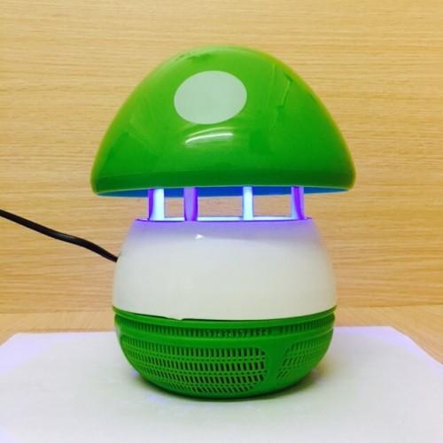Đèn bắt muỗi được chế tác dựa vào đặc tính sinh thái học của muỗi