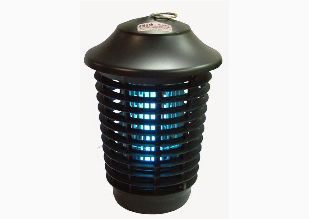 Nguyên lý bắt muỗi của một số dòng đèn