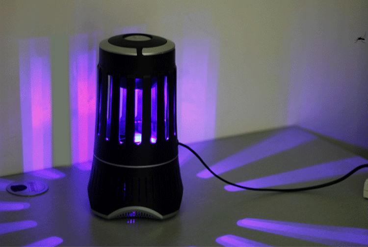 Mộtsố lưu ý lúc dùng đèn diệt côn trùng bắt muỗi