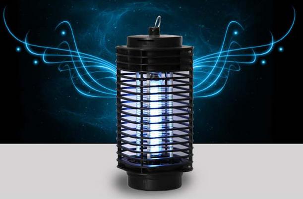 Hướng dẫn cách sử dụng đèn diệt côn trùng