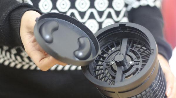 Đèn bắt muỗi – Giải pháp mới cho nhà máy