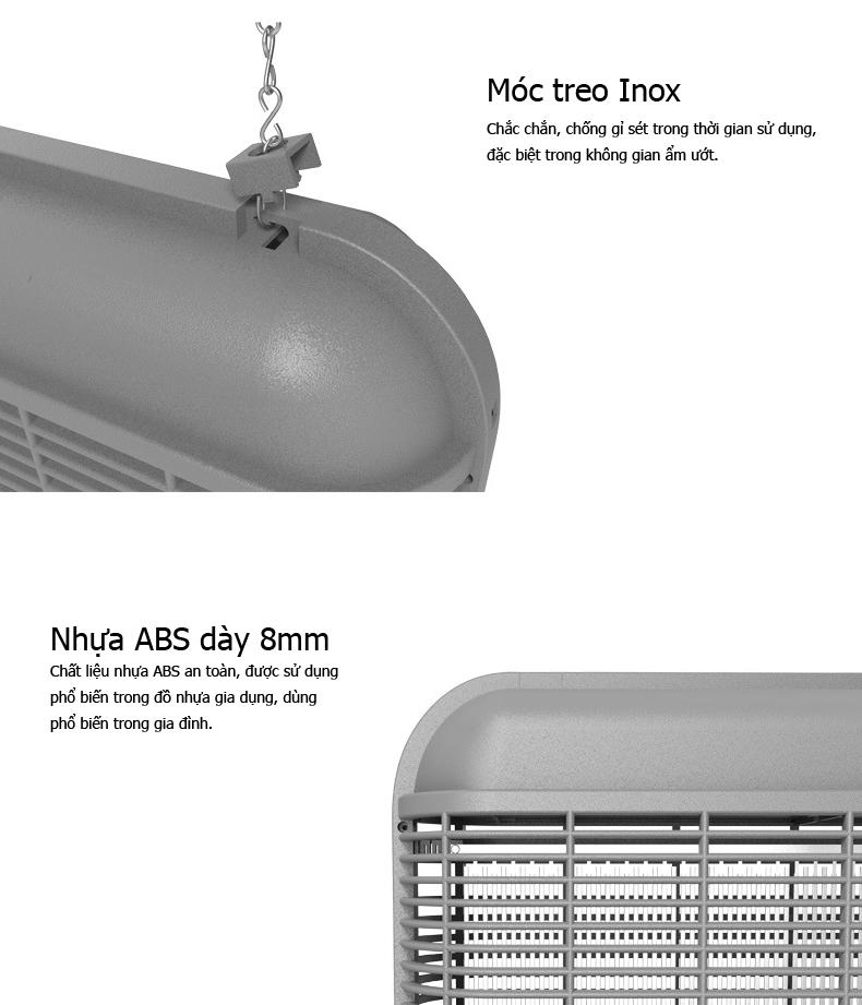 Chất liệu nhựa ABS