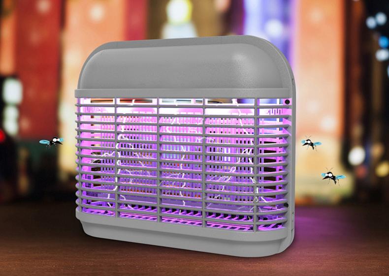 Đèn LED bắt côn trùng GB-16BL sử dụng công nghệ tia lửa điện