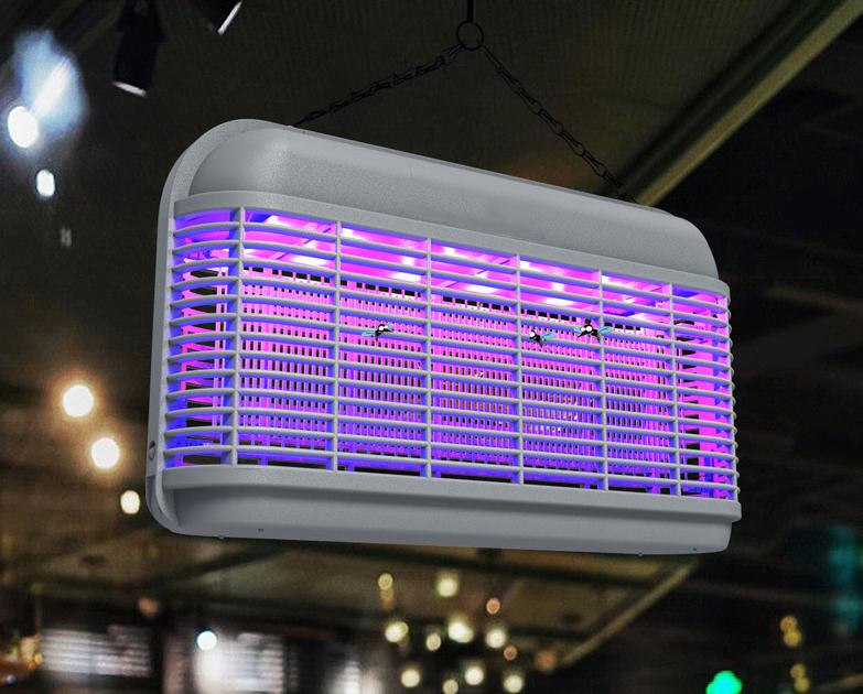 Đèn LED bắt muỗi côn trùng GB-30BL