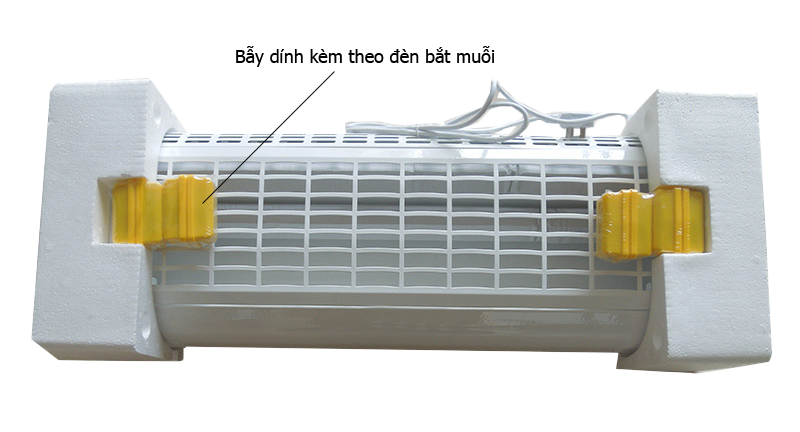 Đèn bắt muỗi côn trùng bẫy dính GB-220