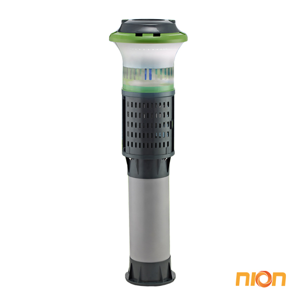Đèn bắt muỗi sân vườn GM932